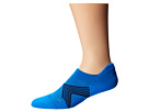 Nike Dri-Fit Cushioned Dynamic Arch No Show 1-Pair Pack (Photo Blue/Hyper Cobalt/Midnight Navy/Hyper Cobalt)