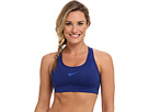 Nike Pro Victory Compression Sports Bra (Deep Royal Blue/Hyper Cobalt) Women's Bra