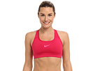 Nike Pro Victory Compression Sports Bra (Fuchsia Force/Hyper Pink) Women's Bra