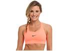 Nike Pro Victory Compression Sports Bra (Bright Mango/Medium Ash) Women's Bra