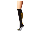 Nike Stadium Soccer Over The Calf (Black/Wolf Grey/Gold Lead/Gold Lead)