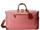 Bric's Milano Firenze 22 Cargo Duffle (Pink)