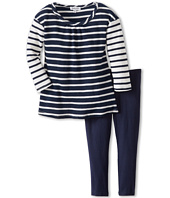 Splendid Littles - Mirage Stripe Thermal Set (Toddler)