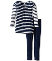 Splendid Littles - Mirage Stripe Thermal Set (Little Kids)