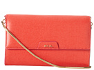 LAUREN Ralph Lauren - Tate Mini Chain Crossbody (Punch/Raspberry)