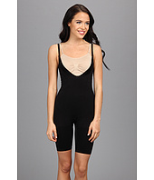 Spanx - Slimmer & Shine® Open-Bust Mid Thigh Body