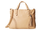 LAUREN Ralph Lauren - Indian Cove Convertible Tote (Sandstorm)