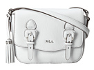 LAUREN Ralph Lauren - Peterson Crossbody (Optic White)