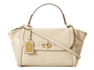 LAUREN Ralph Lauren - Lanesborough Convertible Satchel (Stone)
