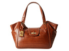 LAUREN Ralph Lauren - Lanesborough Large Carryall (Bourbon)