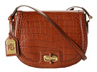 LAUREN Ralph Lauren - Lanesborough Medium Crossbody (Bourbon)