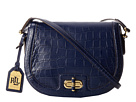LAUREN Ralph Lauren - Lanesborough Medium Crossbody (Bright Navy)