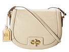 LAUREN Ralph Lauren - Lanesborough Medium Crossbody (Stone)