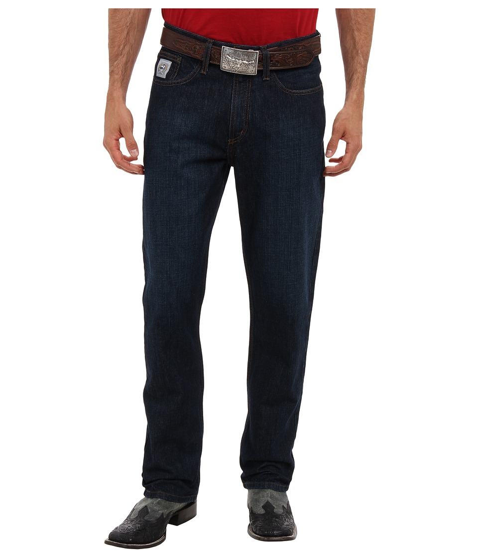 Cinch - Cinch Silver Label Dark Finish (Indigo) Mens Jeans