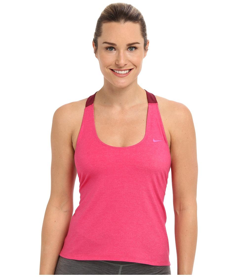 Fuchsia Force Heather/Deep Garnet/Hyper Pink/Hyper Pink