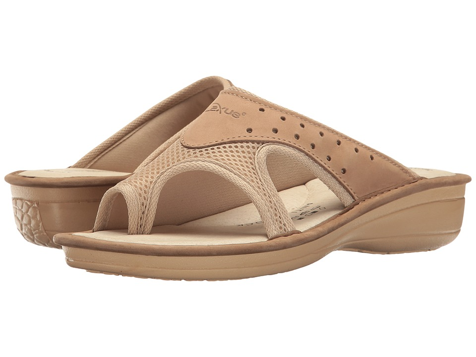 Spring Step Pascalle (Beige) Sandals