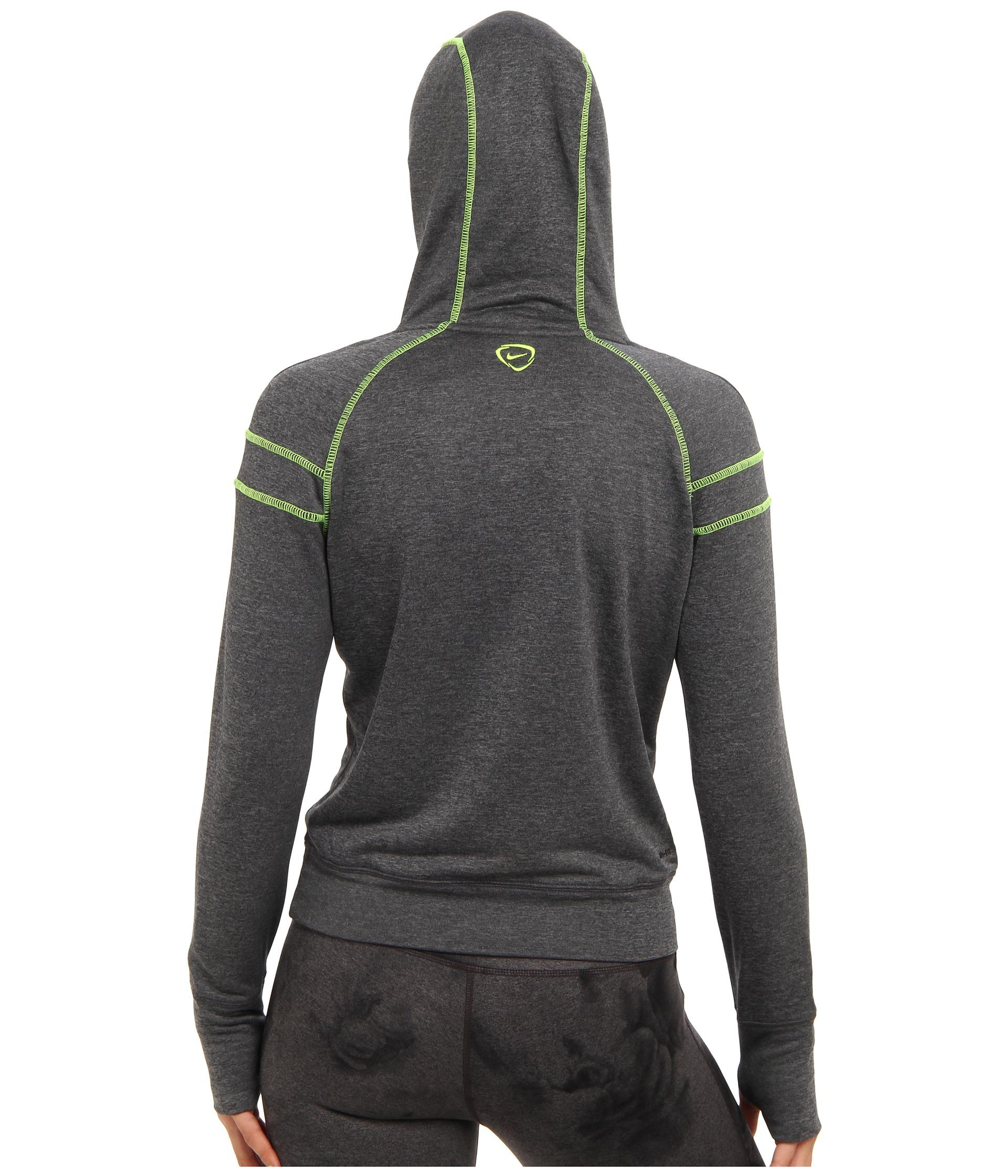 Nike hoodie dri fit