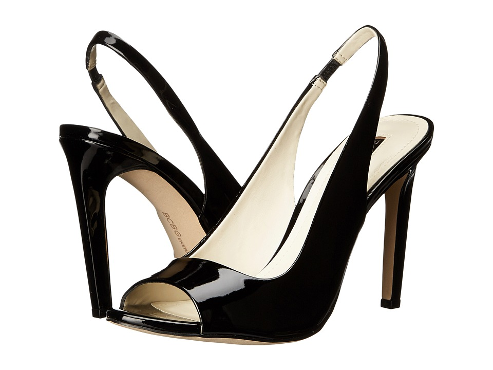 BCBGeneration Carly Black High Heels