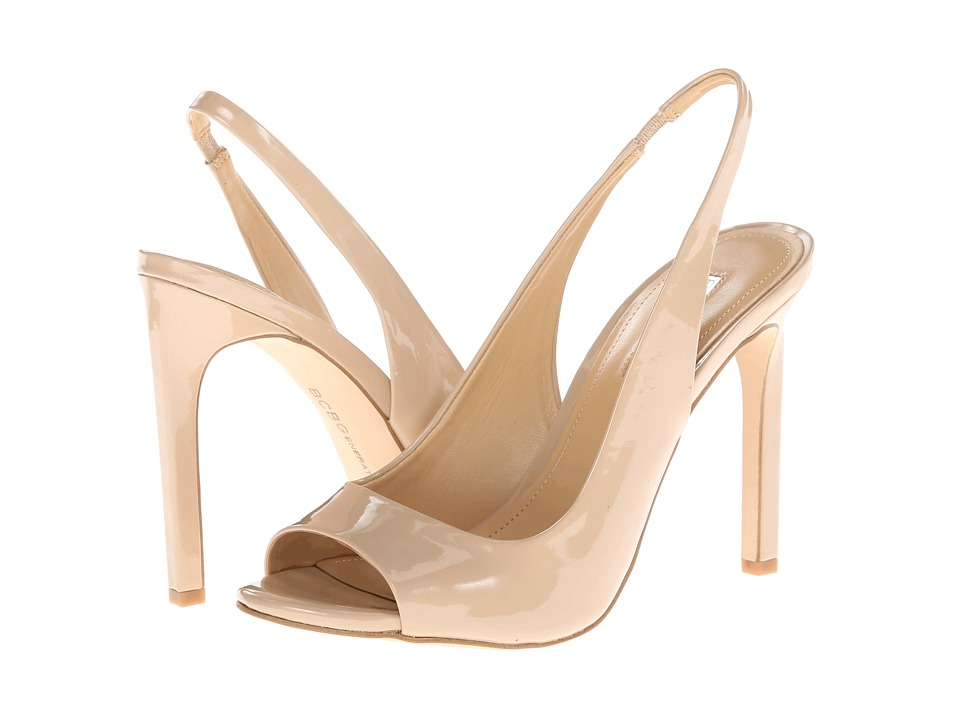 BCBGeneration Carly Warm Sand High Heels