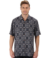 Tommy Bahama - Port Medallion S/S Camp Shirt