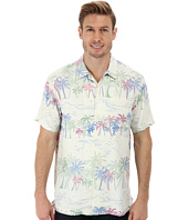 Tommy Bahama - Island Modern Fit Palm Selleck S/S Camp Shirt