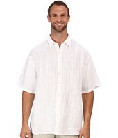 Tommy Bahama Big & Tall - Big & Tall Oh My Tosh Stripe S/S Button Up