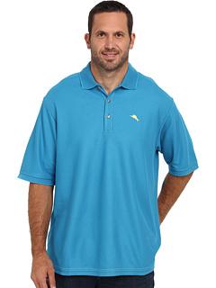 Tommy bahama big tall big tall emfielder polo shirt at for Big n tall shirts
