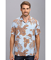 Tommy Bahama - Island Modern Fit Bob Marlin S/S Camp Shirt