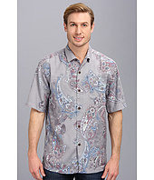 Tommy Bahama - Spanish Town Paisley S/S Camp Shirt