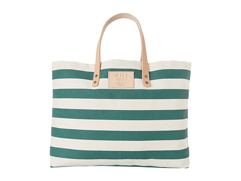 Will Leather Goods Bright Stripe Carry All