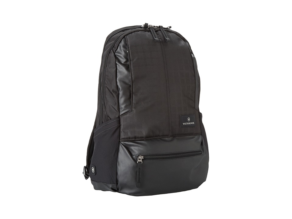 Victorinox Altmonttm 3.0 Laptop Backpack (Black/Black) Computer Bags