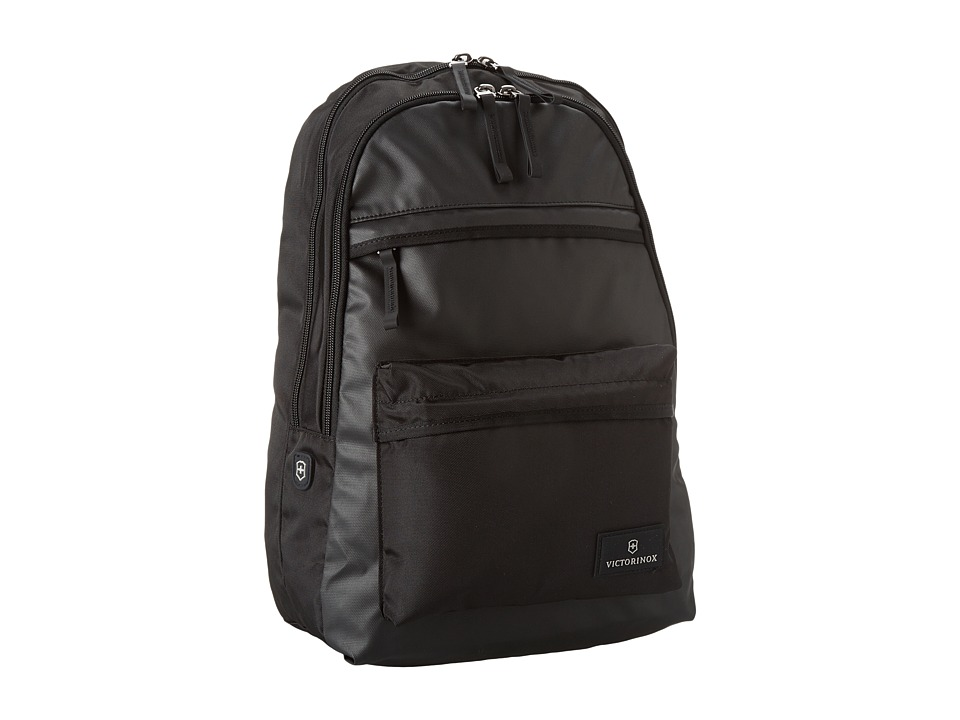 Victorinox Altmont 3.0 Standard Backpack (Black/Black) Backpack Bags