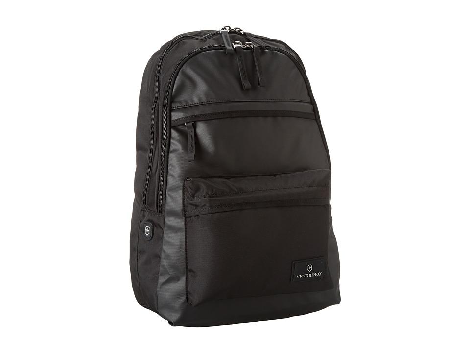 Victorinox Altmonttm 3.0 Standard Backpack (Black/Black) Backpack Bags