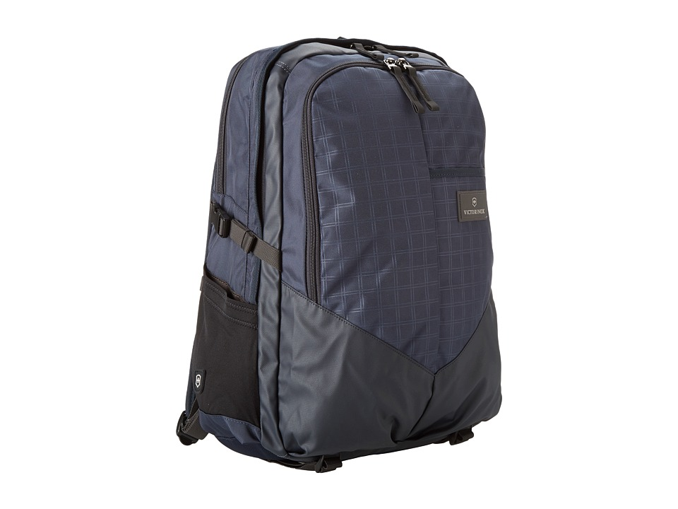 Victorinox - Altmont 3.0 - Deluxe Laptop Backpack (Navy/Gray) Backpack Bags