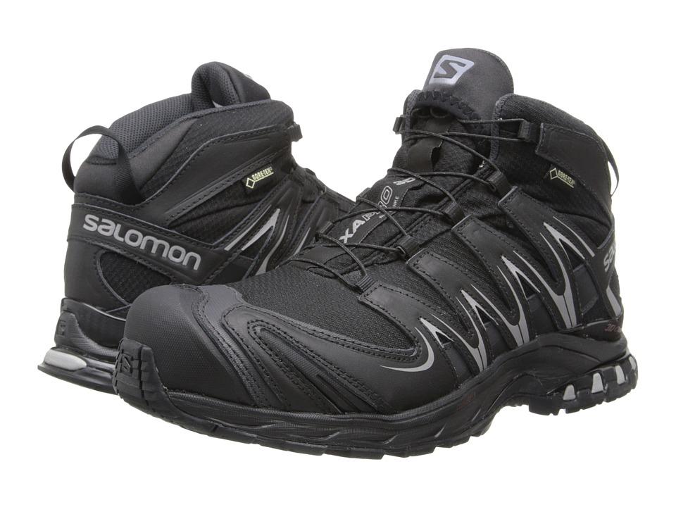 Salomon - XA PRO Mid GTX (Black/Asphalt/Pewter) Men
