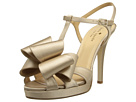 Kate Spade New York - Ribbon (Champagne Satin) - Footwear