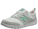 New Balance Classics WL315 White, Blue Shoes