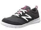 New Balance Classics WL315 Black, Pink Shoes