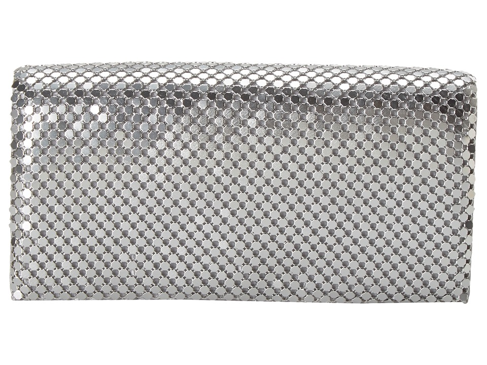 Jessica McClintock - East/West Metal Mesh Roll Bag