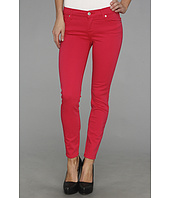 7 For All Mankind - Ankle Skinny in Hot Fuchsia