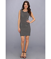Juicy Couture - Stripe Ottoman Dress