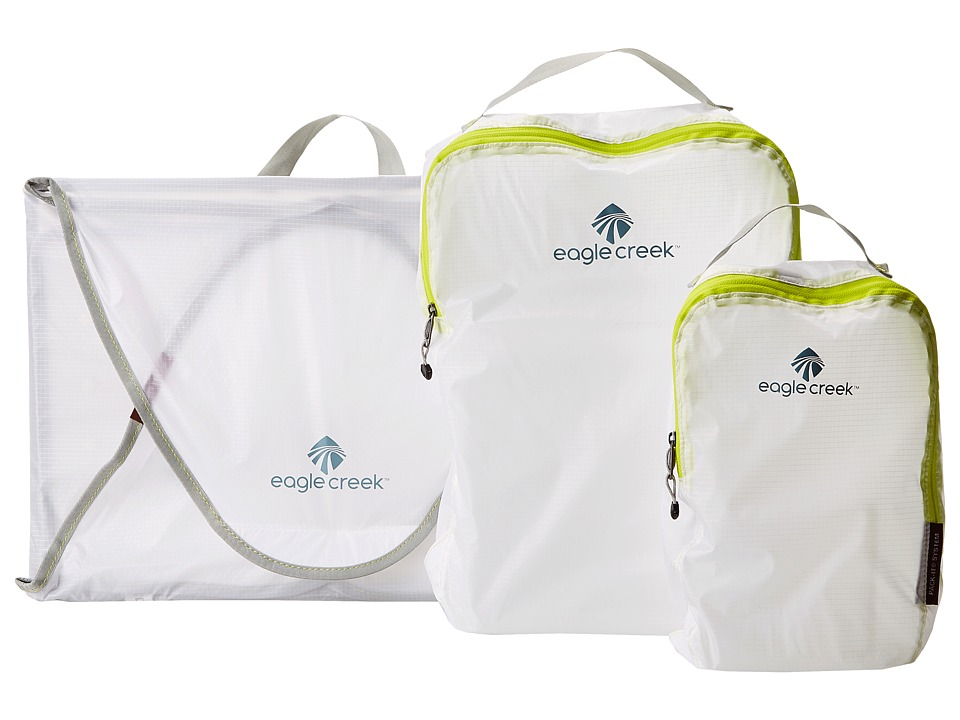 Eagle Creek - Pack-It! Specter Starter Set (White) Bags