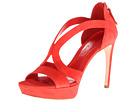 Alexander McQueen - Armadillo Sandal 105mm (Red) - Footwear