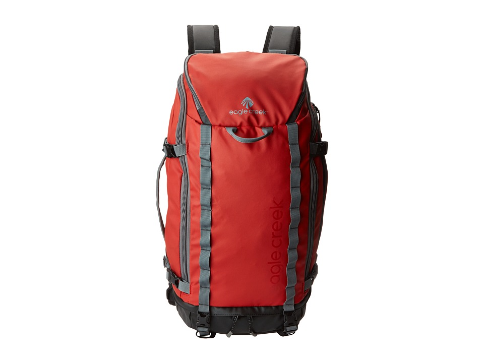 Eagle Creek - Systems Go Duffel Pack 35L (Red Clay) Duffel Bags