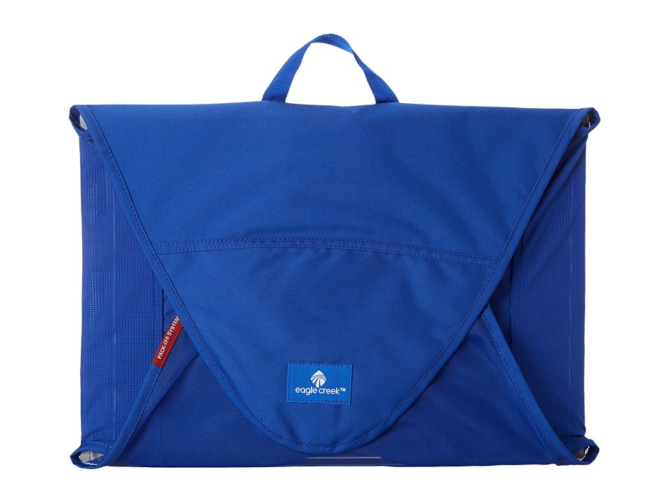 Eagle Creek - Pack-It! Garment Folder Medium (Blue Sea) Bags