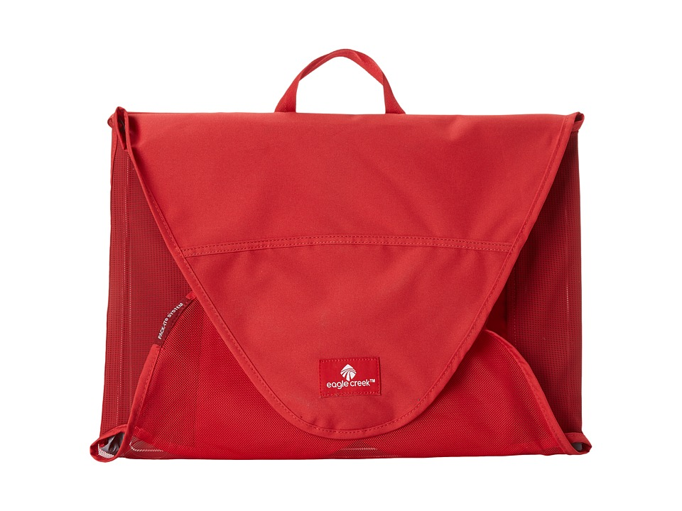 Eagle Creek - Pack-It! Garment Folder Medium (Red Fire) Bags