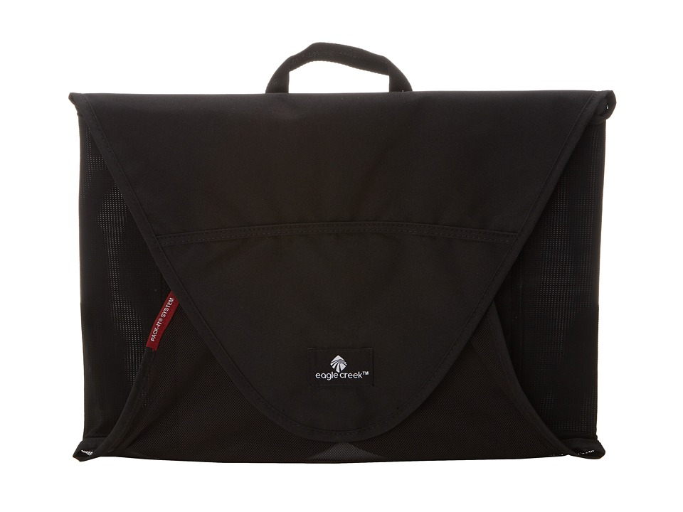 Eagle Creek - Pack-It! Garment Folder Medium (Black) Bags
