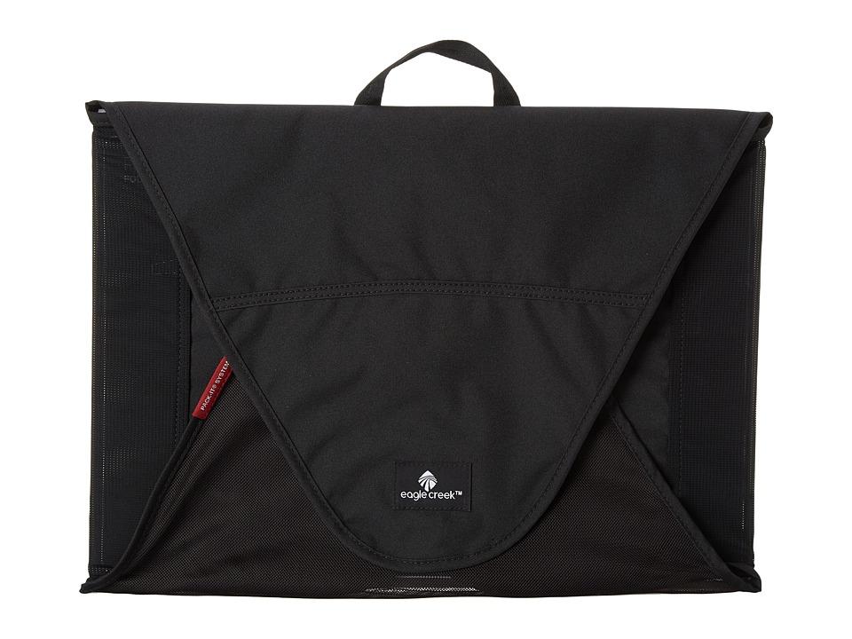 Eagle Creek - Pack-It!tm Garment Folder Large (Black) Bags