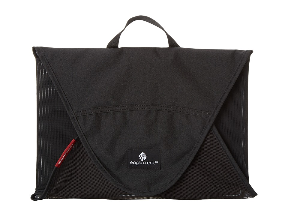 Eagle Creek - Pack-It! Garment Folder Small (Black) Bags