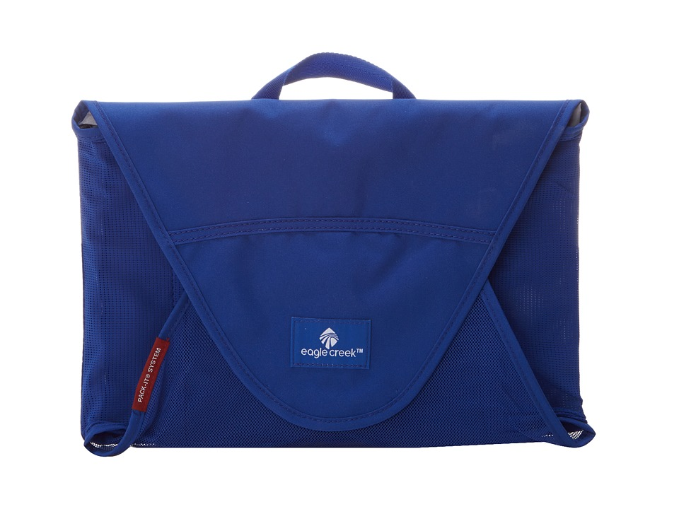 Eagle Creek - Pack-It! Garment Folder Small (Blue Sea) Bags